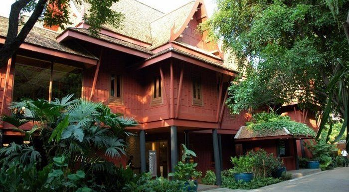 La Casa de Jim Thompson de Bangkok